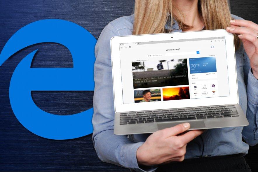 Πως γίνεται η επαναφορά (reset) του Microsoft Edge?