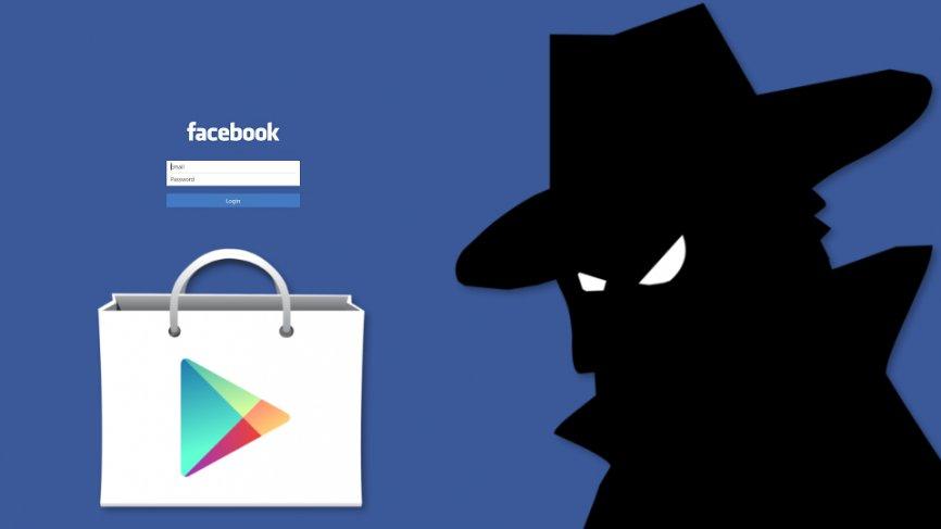 Εντοπίστηκε Facebook malware υποκλοπής δεδομένων στο Google Play Store