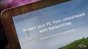 Νέο λογισμικό ασφάλειας anti-ransomware: Το RansomFree παύει τις κακόβουλες διεργασίες μόλις εντοπίσει προσπάθειες κρυπτογράφησης