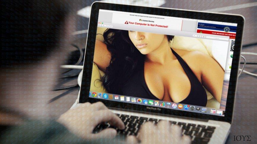 Έχεις επισκεφθεί ιστότοπους πορνό? Έχεις μολυνθεί (Οι πιο επικίνδυνοι ιστότοποι)