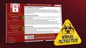 Ο WannaCry είναι ζωντανός. Χιλιάδες χρήστες κινδυνεύουν