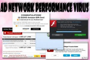 Ιός Ad Network Performance