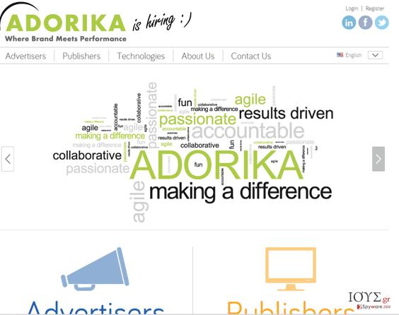 Στιγμιότυπο του Adorika