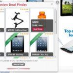 Στιγμιότυπο του Διαφημίσεις από Amazon Deal Finder