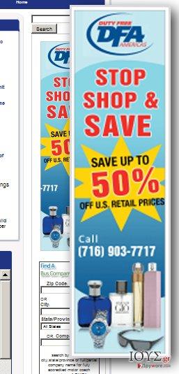 Στιγμιότυπο του Διαφημίσεις του Pall Mall