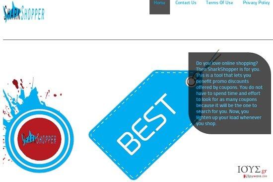 Στιγμιότυπο του Διαφημίσεις του SharkShopper