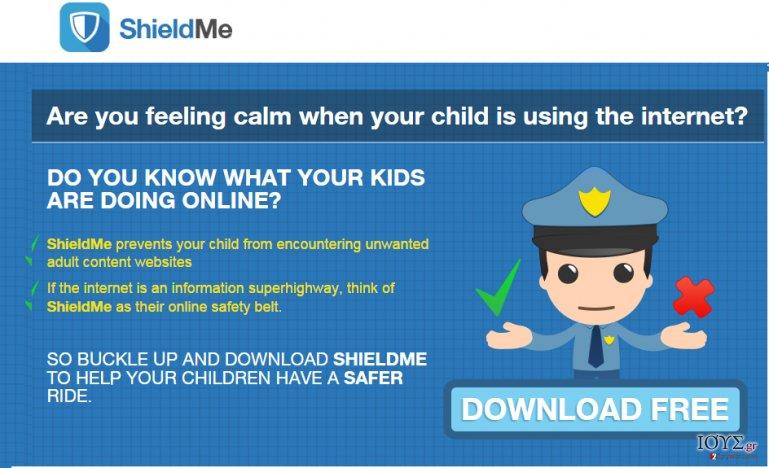 Στιγμιότυπο του Διαφημίσεις από ShieldMe