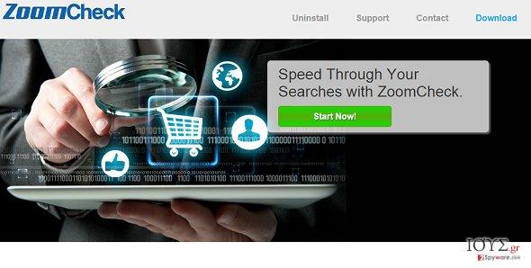 Στιγμιότυπο του Διαφημίσεις από ZoomCheck