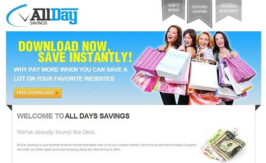 Στιγμιότυπο του All Day Savings