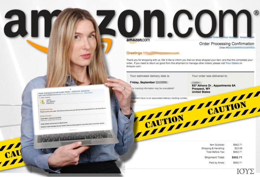 Στιγμιότυπο του Amazon virus
