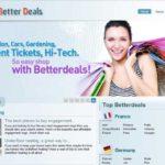 Στιγμιότυπο του Διαφημίσεις Better Deals