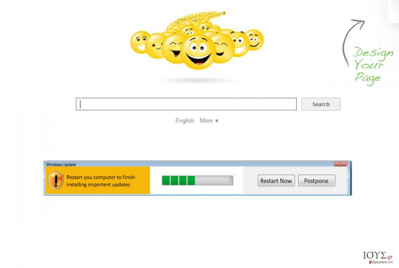 Στιγμιότυπο του Bit-Search.com ανακατευθύνσεις