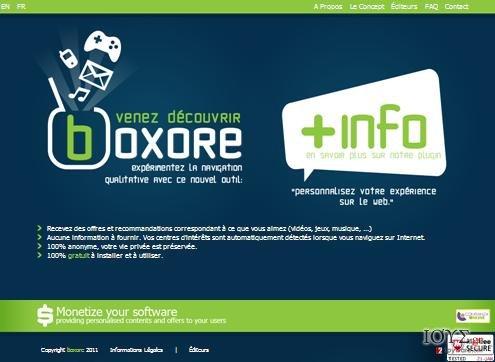 Στιγμιότυπο του Διαφημίσεις από Boxore