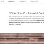 Στιγμιότυπο του Διαφημίσεις του CloudScout
