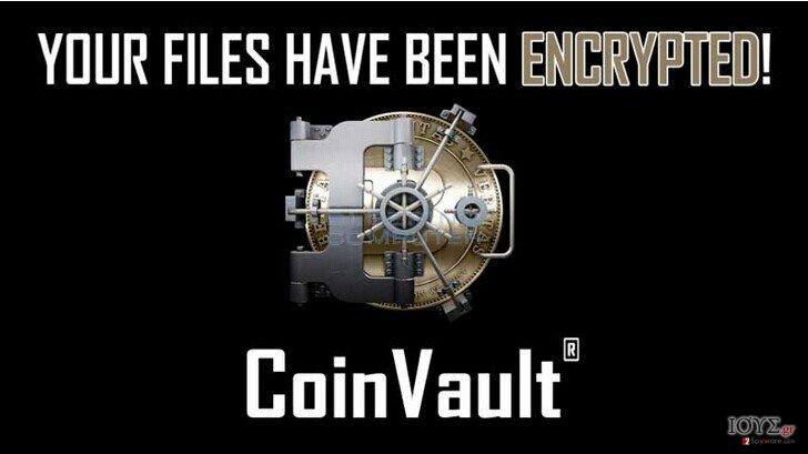 Στιγμιότυπο του Ιός CoinVault