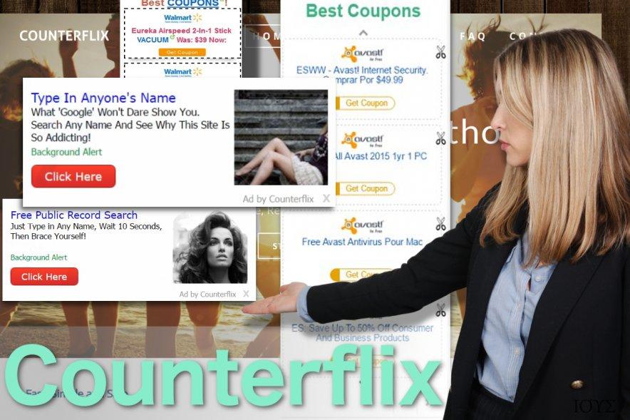 Διαφημίσεις Counterflix