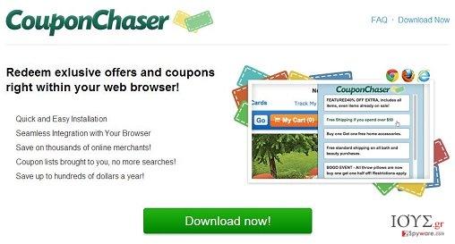 Στιγμιότυπο του Coupon Chaser ΙΟΣ