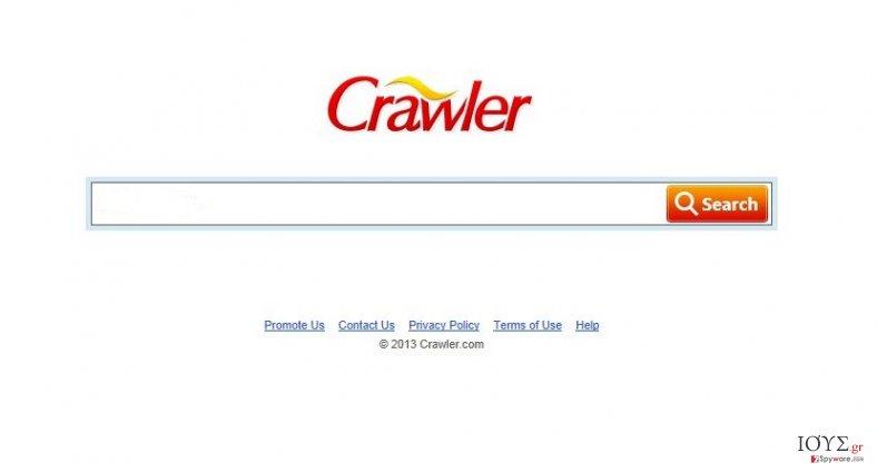 Στιγμιότυπο του Crawler