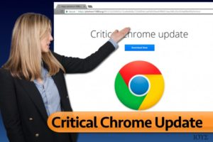 Critical Chrome Update Ιός
