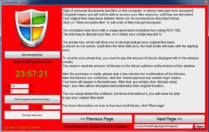 Cryptographic Locker ιός
