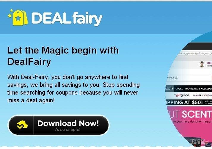 Στιγμιότυπο του Deal Fairy