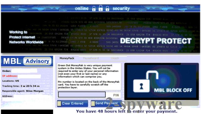 Στιγμιότυπο του Decrypt Protect ΙΟΣ