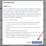 Στιγμιότυπο του Facebook virus