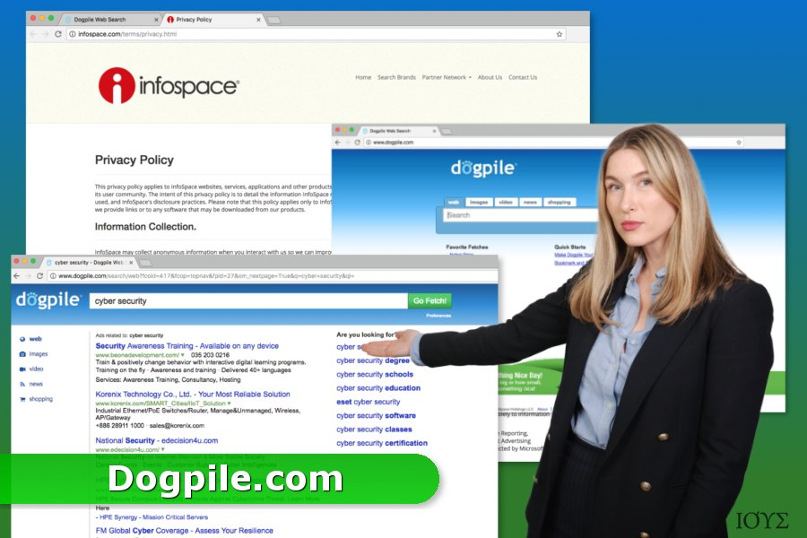 Στιγμιότυπο του Dogpile.com