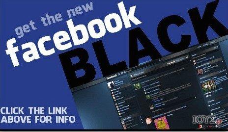 Στιγμιότυπο του Facebook Change Color virus