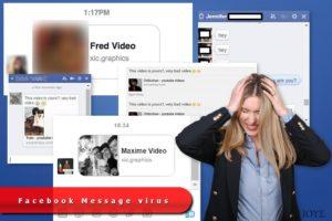 Ιός Facebook Messenger