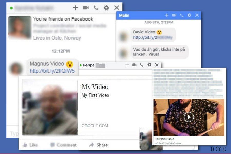 Ο ιός Facebook