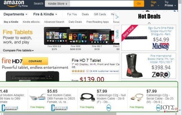 Στιγμιότυπο του FoTest Διαφημίσεις