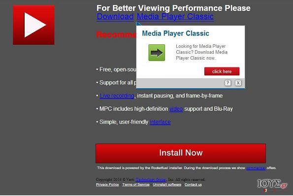 Στιγμιότυπο του Αναδυόμενος ιός Downloadju.com
