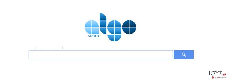 Στιγμιότυπο του Ανακατευθύνσεις Govomix.searchalgo.com