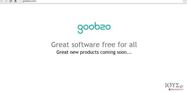 Στιγμιότυπο του Goobzo Ltd