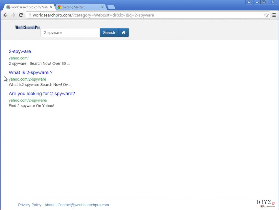 Ανακατευθύνσεις Google