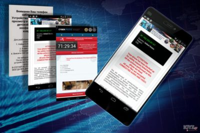 Android ransomware