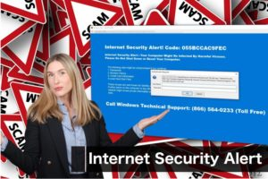 """Internet Security Alert"" ιός"