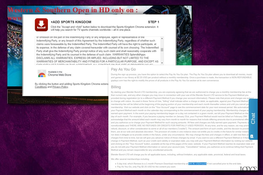 Οι ύποπτες πρακτικές του Jokerlivestream.com