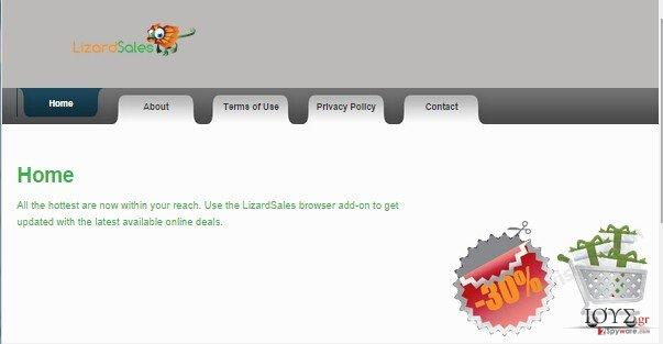 Στιγμιότυπο του LizardSales ΔΙΑΦΗΜΙΣΕΙΣ