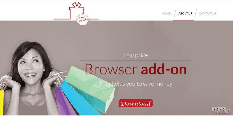 Στιγμιότυπο του Διαφημίσεις από LowerPrice