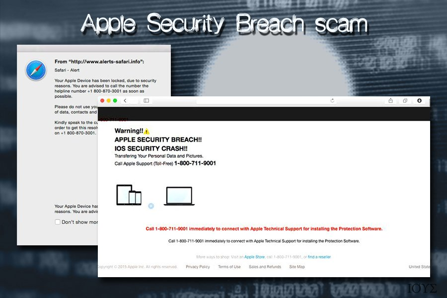 Ιός Mac - Apple Security Breach