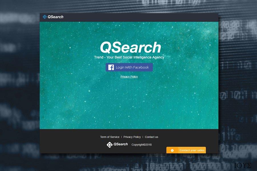QSearch για Ιό Mac