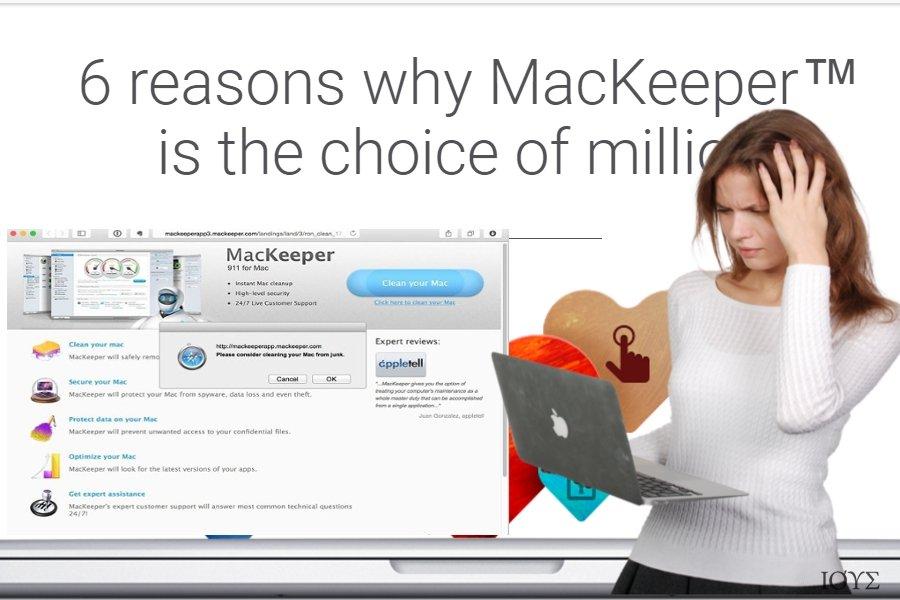 Ο ιός MacKeeper