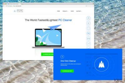 Απεικόνιση του MPC Cleaner