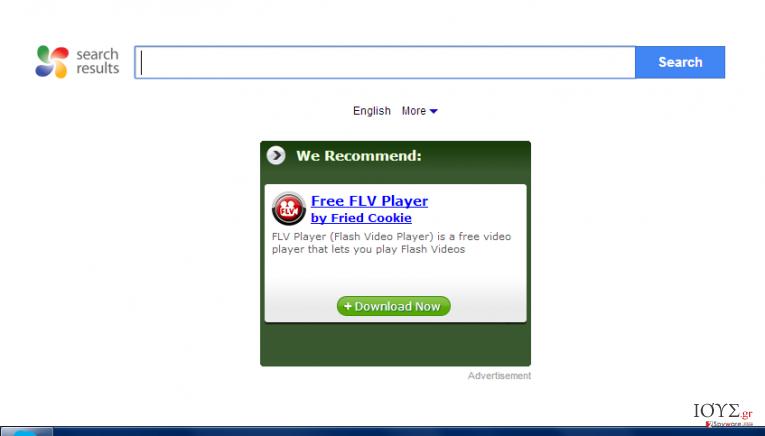 Στιγμιότυπο του Mysearchresults.com