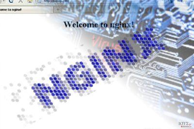 Το Nginx malware