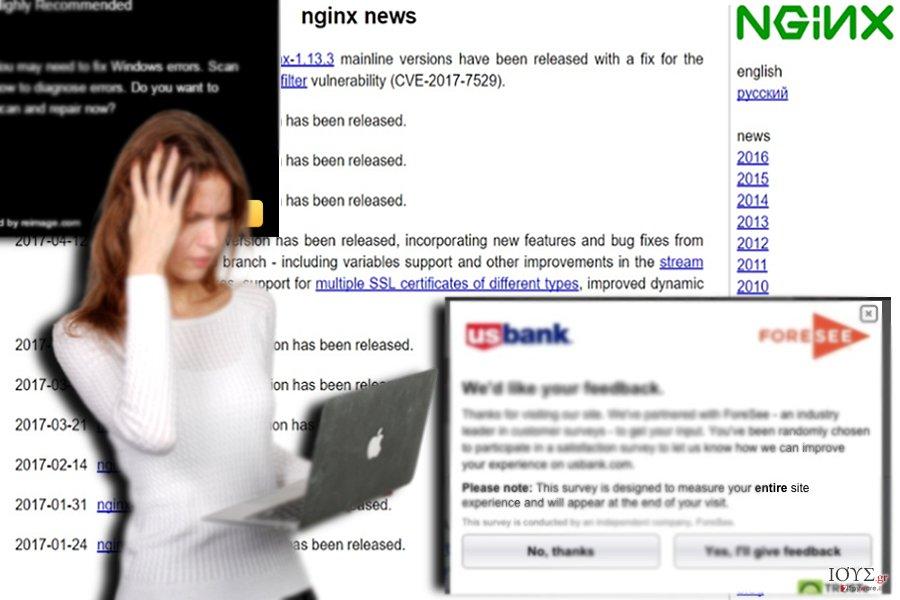 Παράδειγμα συνεργαζόμενου (affiliate) ιστότοπου - nginx.org
