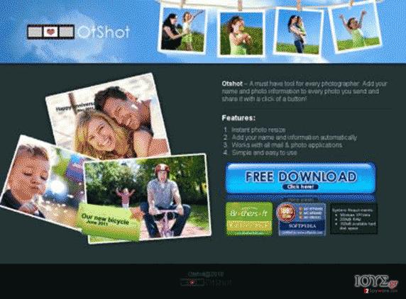 Στιγμιότυπο του OtShot