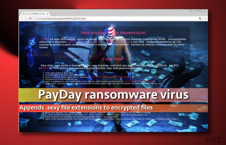 Ο ιός PayDay